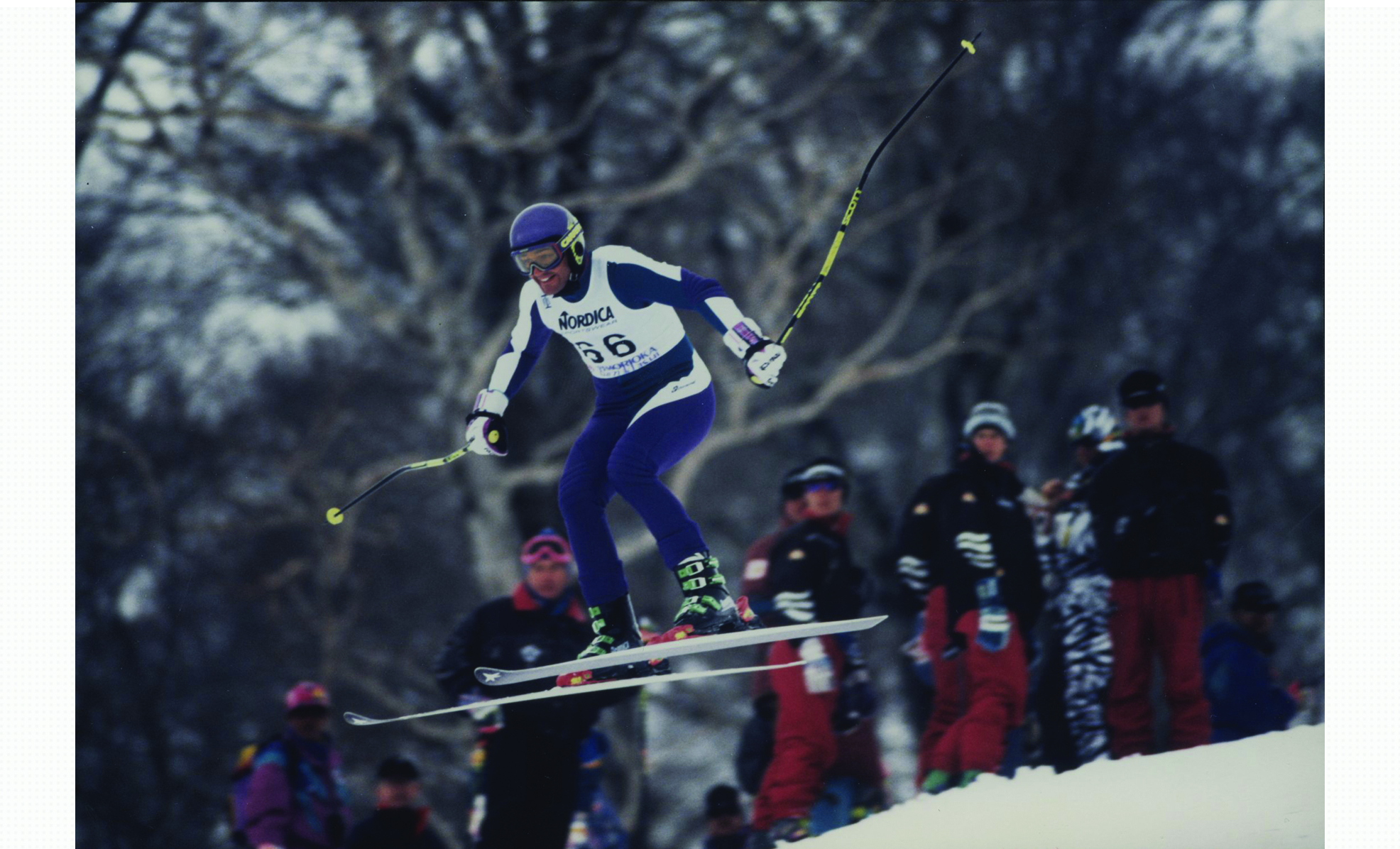 10 Questions with MIT Olympian Alexis Photiades '91, SM '92