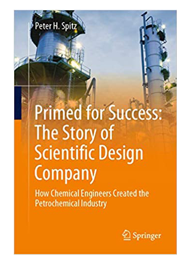 "Book Cover: Peter H. Spitz's ""Primed for Success"""