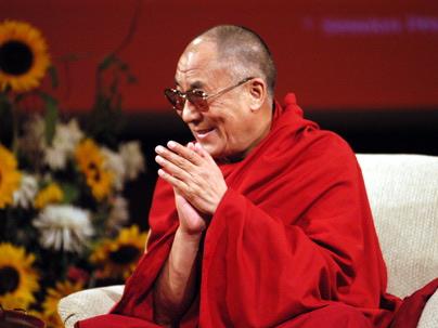 Live Tweets from Dalai Lama Talk   alum mit edu