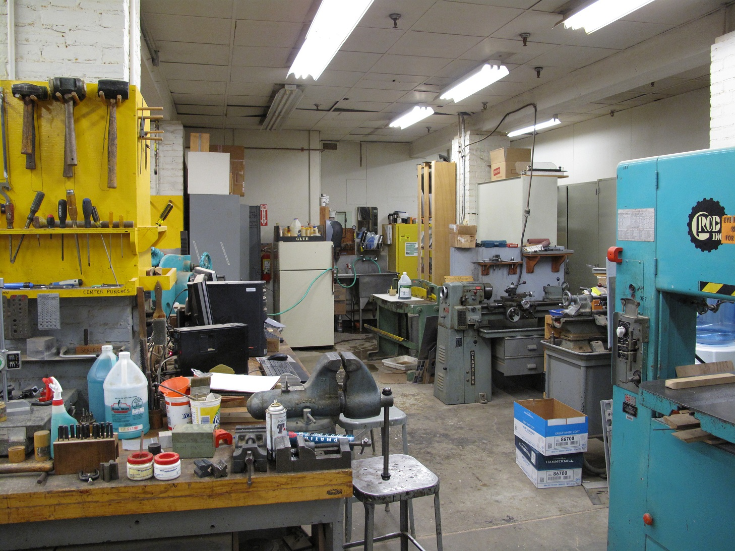 More Makerspace Hobby Shop Reopens For Its 75th Birthday