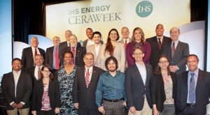 A sample of the MIT faculty, students, and alumni participated in CERAWeek. Photo by Greg Schneider/Genesis Photos