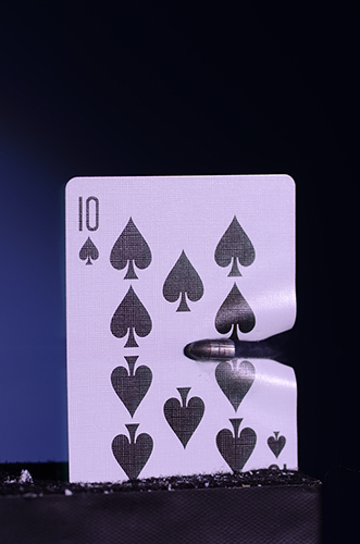 5 of spades (© Kyle Hounsell).