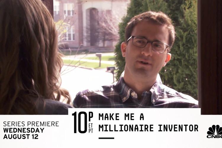 Make Me a Millionaire Inventor | alum mit edu