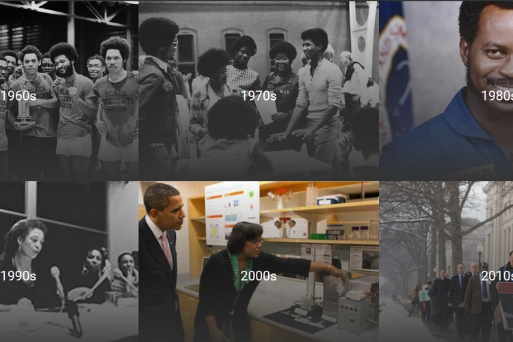 History of black culture at MIT.