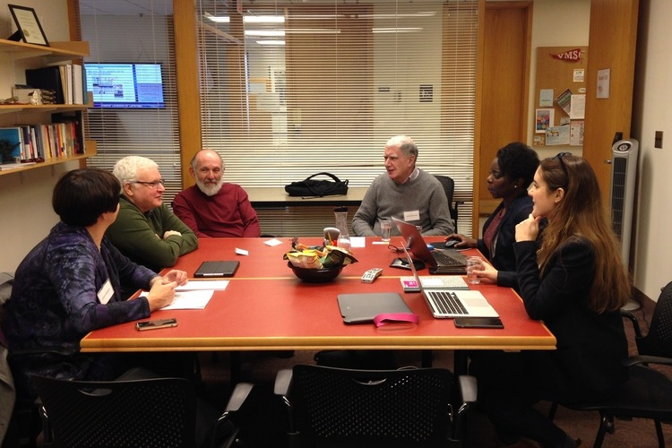 MIT Venture Mentoring Service pairs entrepreneurs with successful business professionals.