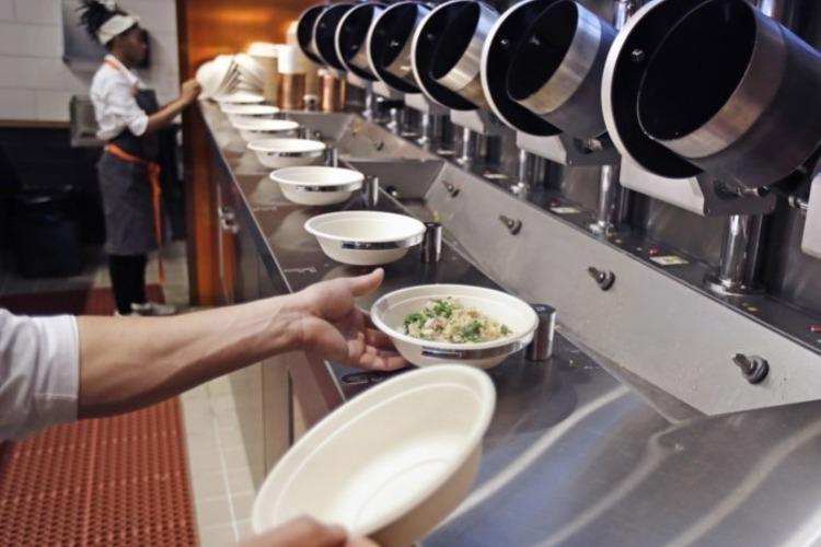 Robotic Kitchen Cooks Up Tasty Dinners Alum Mit Edu