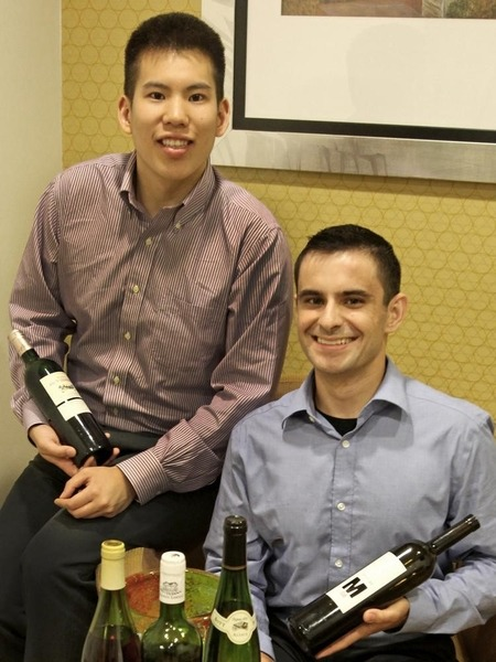 Richard Yau '10 and Joe Laurendi '10, MEng '11 launched Bright Cellars.