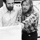 Back in 1977, Stanford's Martin Hellman, left, and Whitfield Diffie, developed public-key cryptography. Photos: Stanford University.