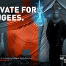 Promotion for MIT's Innovate for Refugees