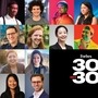 MIT community members faces named to Forbes 30 Under 30 list for 2021